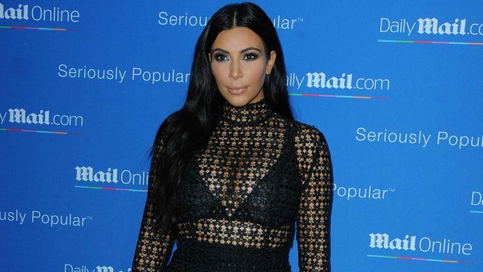Kim Magazine Kardashian Articles Pregnant