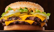 Burger King's New Sandwich Sounds like a Big Mac, but Better