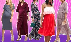 37 Cute Maternity Dresses That Are Truly Perfect for Valentine's Day