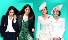 15 Clothing Items Meghan Markle & Kate Middleton Love to Re-wear