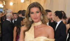Gisele Bündchen and Her Daughter Look Like Twins in This Precious Throwback Pic