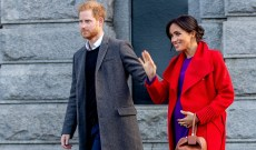 Prince Harry & Meghan Markle Are Reportedly Eyeing an American School for the Royal Baby