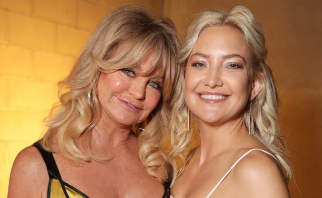 Goldie Hawn Taught Kate Hudson How To Co Parent With Three