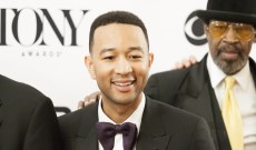John Legend Eats A Super Unusual Breakfast & Honestly, It's Genius