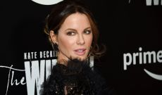 Kate Beckinsale Puts David Spade in His Place for His Totally Unnecessary Comment