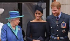 Queen Elizabeth II Denies Prince Harry & Meghan Markle's Independence Bid & it's Huge