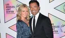 We Can't Get Enough of Kelly Ripa, Mark Consuelos & Their Kids Bantering in a Rare Family Interview