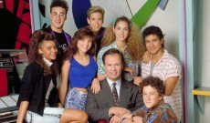This 'Saved By the Bell' Mini-Reunion Will Give You Major '90s Feels