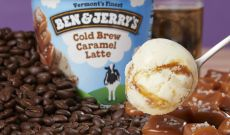 Ben & Jerry's Cold Brew Caramel Latte Is Your New 2 p.m. Pick-Me-Up