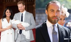 Kate Middleton's Brother Harshly Criticized For Attempting to 'Cash In' on Baby Archie
