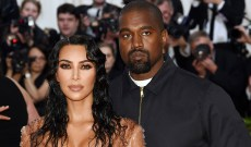 e6eebdee7ee8 Kim Kardashian   Kanye West Finally Reveal the Name of Their Fourth Child