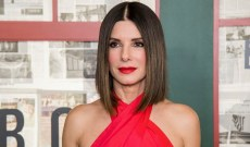 Sandra Bullock Adopted a New Puppy After the Death of Her 2 Dogs & We Need Pics ASAP