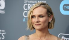 Diane Kruger Gets Real About Baby Daughter's Teething in Paris
