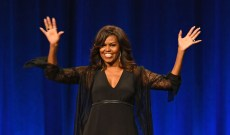 New Poll Says Michelle Obama is the Most Admired Woman in the World & We're Not Surprised