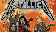 "Send Your Kids ""Off To Never-Neverland"" With Metallica's New Children's Book"