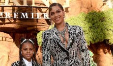 Beyoncé & Jay-Z's 7-Year-Old Daughter Blue Ivy Is Now an Award-Winning Songwriter