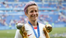 There's A Petition to Make Megan Rapinoe the Next FIFA Cover