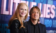 Keith Urban Wore a 'Big Little Lies' Sweater for Nicole Kidman & Laura Dern Had the Best Reaction