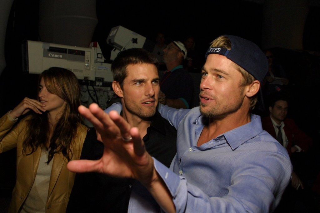 Brad Pitt Almost Died After Scientology Drug Detox Says