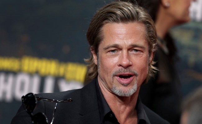 Brad Pitt S Look Alike Is Oxford Man Nathan Meads Photos