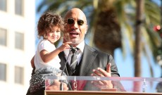 14 Heartwarming Dwayne Johnson Quotes About Raising Daughters
