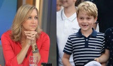 'GMA' Anchor Lara Spencer Joked About Prince George's Love of Ballet & Twitter Is Raging