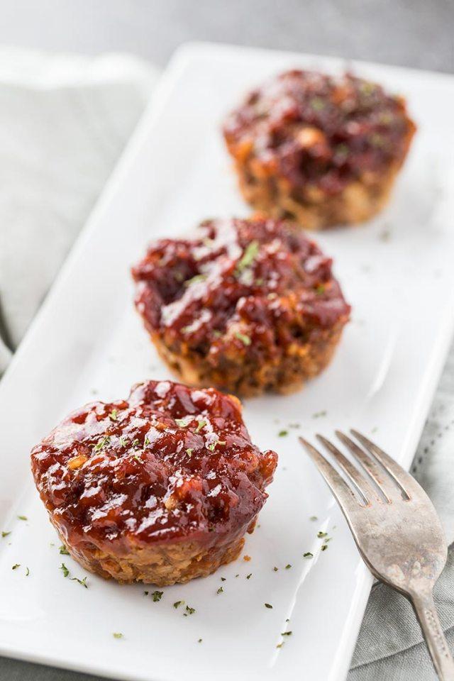 Easy Freezer Meals: Mini Mozzarella Make Ahead Muffins