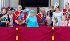 The Queen Just Edged Out Prince Harry in Poll of the U.K.'s Most Popular Royalty