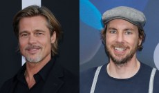 Brad Pitt Says He Has a 'Crush' On Dax Shepard & We've Never Seen Someone So Happy