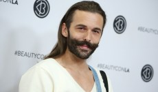 'Queer Eye' Star Jonathan Van Ness Gets Beautiful Show of Celebrity Support After Revealing He's HIV Positive