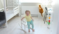 The Most Adorable Kids' Rocking Chairs to Complete Your Child's Room