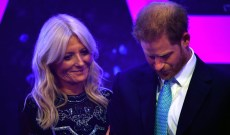 Prince Harry Gets Choked Up Talking About Fatherhood & It'll Tug on Your Heartstrings