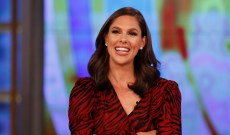 'The View' Host Abby Huntsman is Excited About Her Father Running for Governor