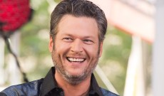 Blake Shelton Used to Slap His Pet Turkey in the Face: 'Nothing You Could Do Would Deter This Turkey'