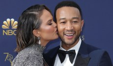 John Legend Says His & Chrissy Teigen's Struggles Only 'Deepened & Strengthened' Their Marriage