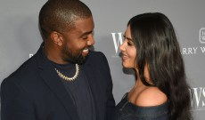 Kim Kardashian & Kanye West Share Their 'Morning Madness' With 4 Kids