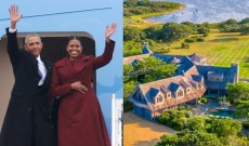 Barack & Michelle Obama Bought Our Dream Waterfront Home in Martha's Vineyard (For Only $11.75 Million)