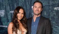 Megan Fox & Brian Austin Green Once Held a Full Funeral for a Rollie Pollie Because, Kids
