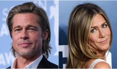 All the Must-See Brad Pitt & Jennifer Aniston Moments from the SAG Awards
