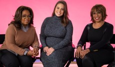 Oprah Plays 'Never Have I Ever' With Ashley Graham, Spills So Much Tea