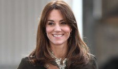 This Rare Peek Inside of Kate Middleton's Home Office Proves She Should Start a Book Club