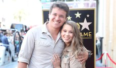Read Bindi Irwin's Wedding Vows to Chandler Powell, They're So Romantic