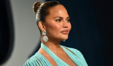 Chrissy Teigen Admits She Feels 'Emotional' About the Coronavirus Pandemic