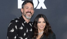 Steve Kazee & Jenna Dewan Celebrate Son Callum's 1-Month Milestone With Sweet Photo