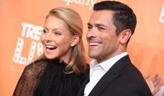 Kelly Ripa's NYC View Includes a Huge Garden & a Half-Naked Mark Consuelos