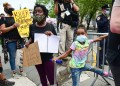 Black Children Ask 'Am I Next?' at George Floyd Protests