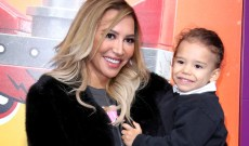 'Glee' Actress Naya Rivera Missing & Feared Drowned After 4-Year-Old Son Found Alone in Boat