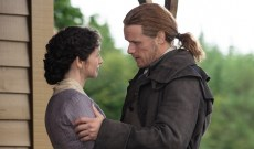 This Newly Released Deleted Outlander Scene of Claire & Jamie Has Us Swooning