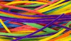 Colorful Pipe Cleaners That Are Perfect for Crafts