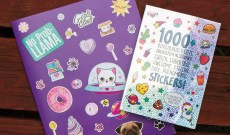 Cute Sticker Packs for All Your Crafting Needs